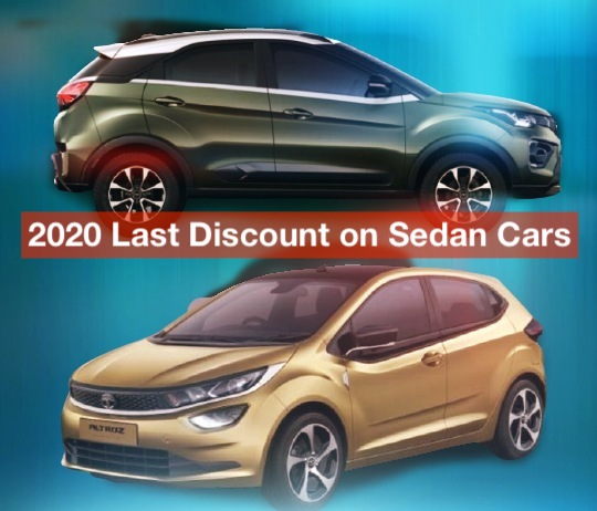 2020 Last Discount on Sedan Cars