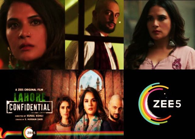 Lahore Confidential Web Series Download, Hindi Me
