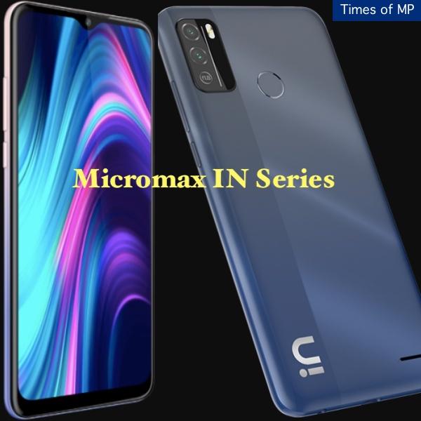 Micromax IN Series - Micromax IN 1B, Micromax IN Note 1