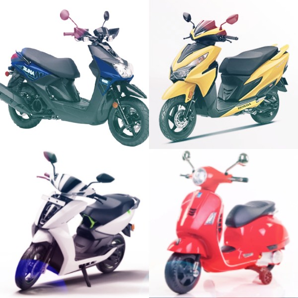 Top 5 Scooter Launches in India 2020