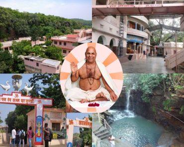 Sri Paramhans Dharkundi Ashram, Satna