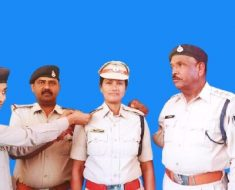 Senior police head constable promoted in Satna district