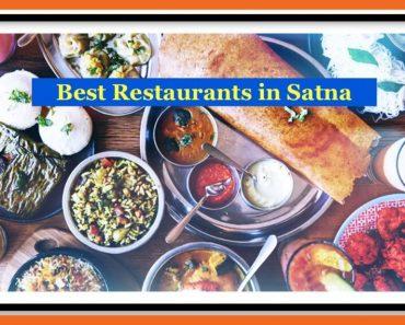 Best Restaurants in Satna
