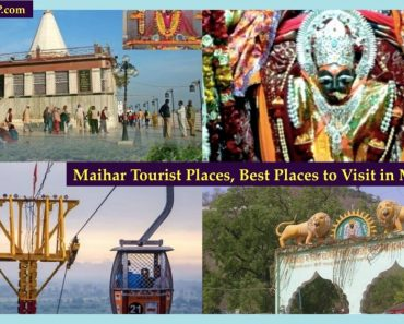 Maihar Tourist Places, Best Places to Visit in Maihar