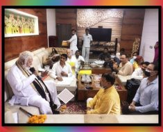 Satna News - State Energy Minister Arjun Singh is at Maihar today